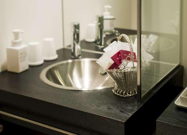 全室バス、トイレ、洗面台が独立分離。居住性の高い空間が好まれている