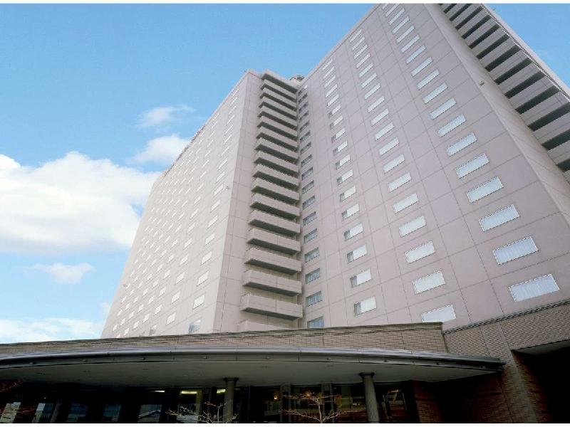 地下鉄中島公園駅より徒歩3分!観光の拠点に便利なホテル