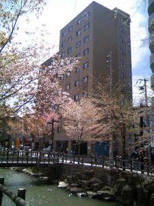 すすきの繁華街徒歩5分のホテル