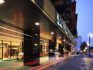 昭和9年開業の伝統あるホテル