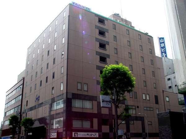 地下鉄大通駅、JR札幌駅、札幌市内の観光スポットも好アクセス