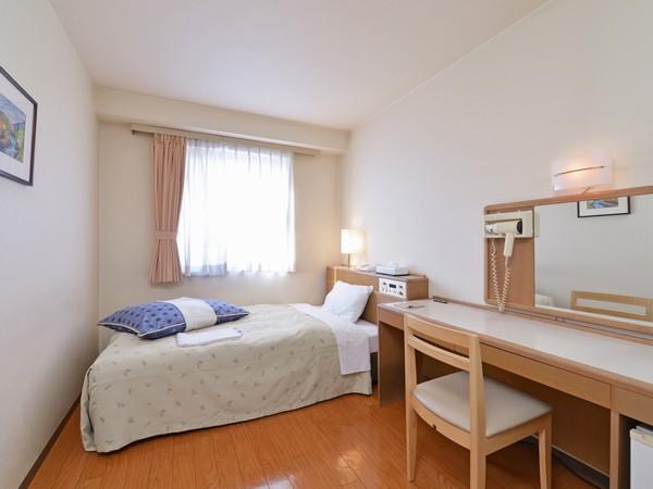 清潔感のある居心地の良い快適な客室