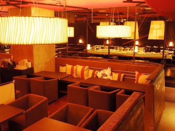 ホテル地下1階にあるエイト・ライスフィールド・カフェが朝食会場