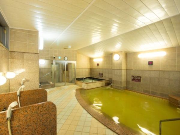 天然温泉大浴場「ススキノの湯」