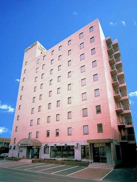 千歳市中心街にあるホテル。ビジネスに、観光に便利