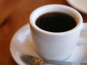 ロビーでのコーヒーサービスあり