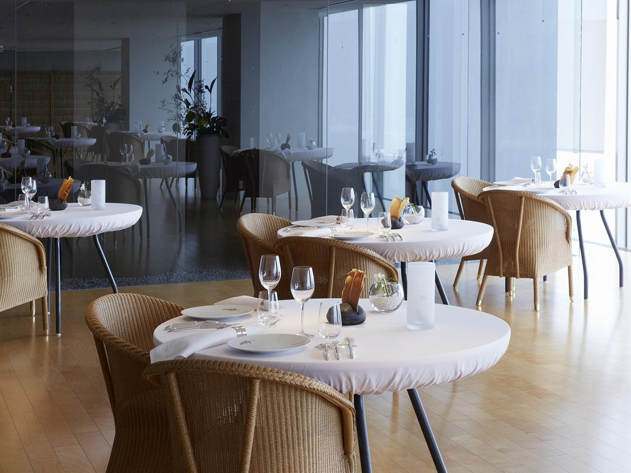 フランス料理レストランイメージ