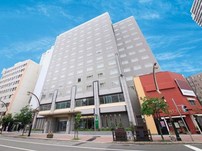 遊びとくつろぎを両立する、札幌中心部にほど近い便利な立地