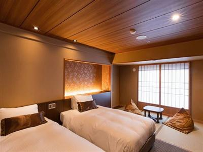 和と洋のレトロモダンな空間が広がる寛ぎの部屋は全5タイプ