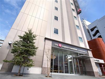 札幌観光に便利なススキノエリアのホテル。