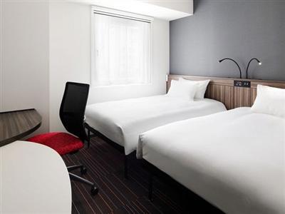 デザイン性と機能性を兼ね備えた、過ごしやすいスタンダードルーム