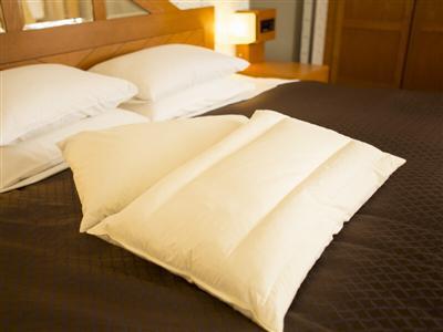 枕は2種類から選択可能