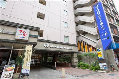 地下鉄祇園駅3番出口より徒歩1分!ビジネスにも観光にも便利