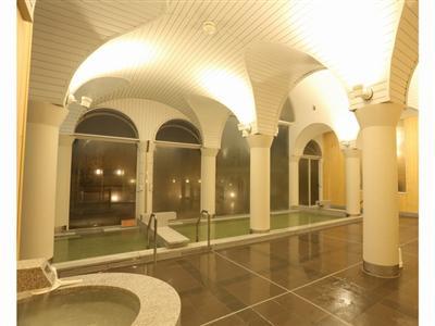 2013年3月1日温泉施設リニューアル♪『あじさい』内風呂