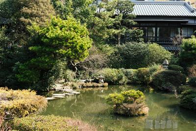 福岡の有名観光地「太宰府天満宮」から近く歴史ある老舗旅館