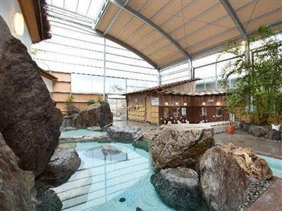 大浴場】源泉100%掛け流しの温泉を広い大浴場でお楽しみ下さい。