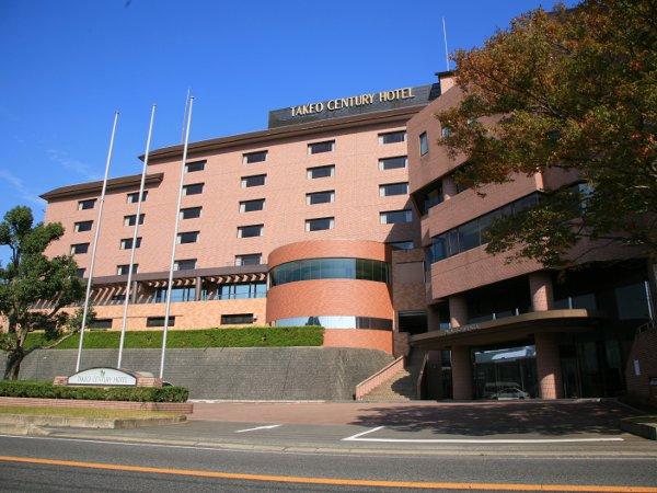 武雄温泉街から車で5分、、和と洋を融合させた県内屈指のリゾートホテル
