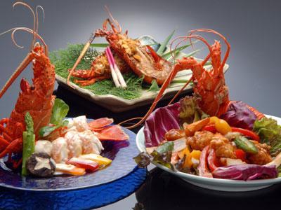伊勢海老膳の調理方法をお選び頂けます!