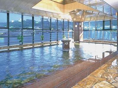 和荘 展望大浴場!眺めは最高です