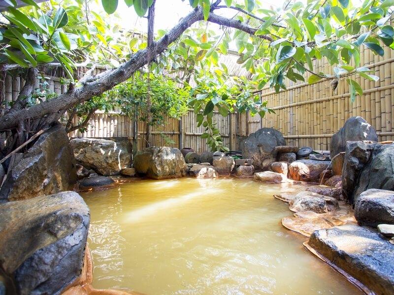 1500年以上の歴史を誇る日本でも屈指の古湯