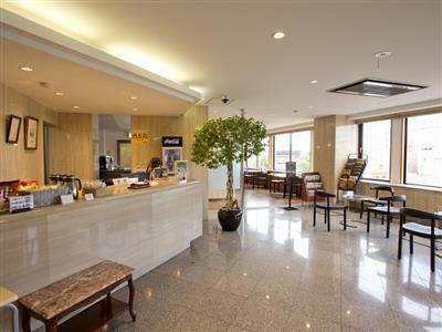島原観光やビジネスの拠点に便利なリーズナブルなホテル