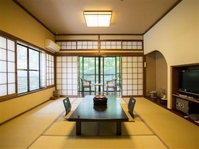 広さや眺望の異なる全23室のくつろぎ客室