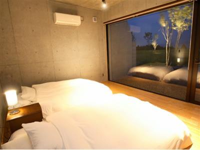 南阿蘇の大自然に溶け込む、趣が異なる4タイプの客室