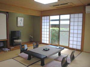 本館の客室一例