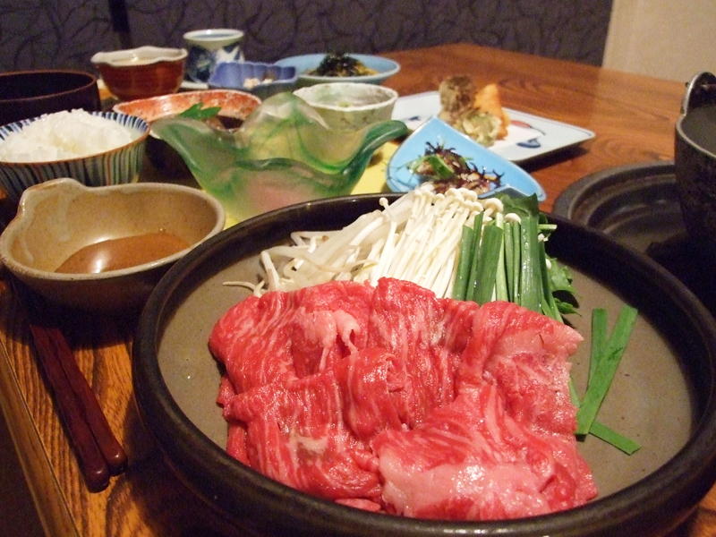 豊後牛のしゃぶしゃぶ★大分県が誇る最上級の味わい!