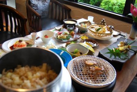 地の食材と自家製野菜☆地のものを地元で食べる。これぞ贅沢の極み