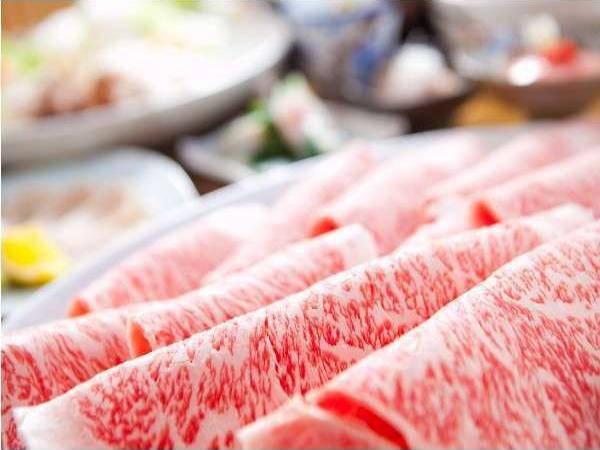 精肉店オーナーが厳選して仕入れる黒毛和牛はじゅわ~っと旨味が溢れて絶品