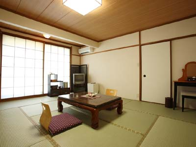 「さくら館別館」の和室