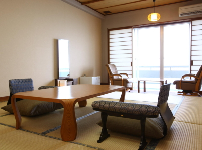 標準客室一例