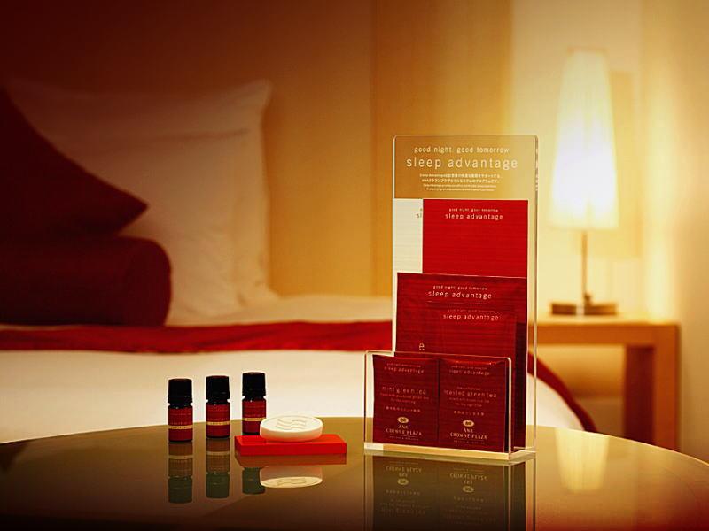 3つの香りから選べるアロマが無料で利用できる