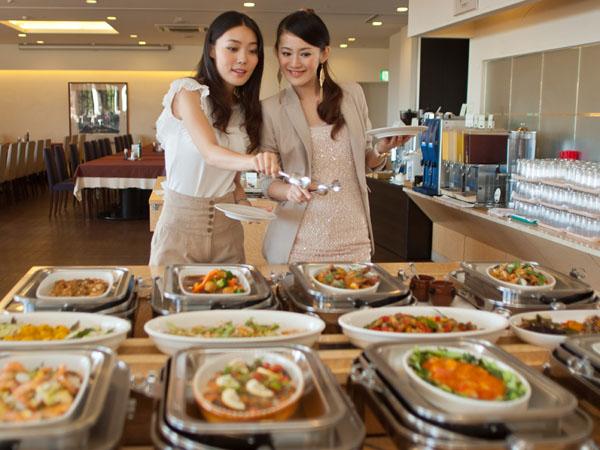 EMの健康食材、身体に優しい洋風創作料理がご賞味いただけます。