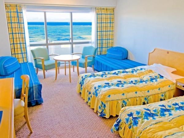 客室一例「海が見える洋室スタンダード」