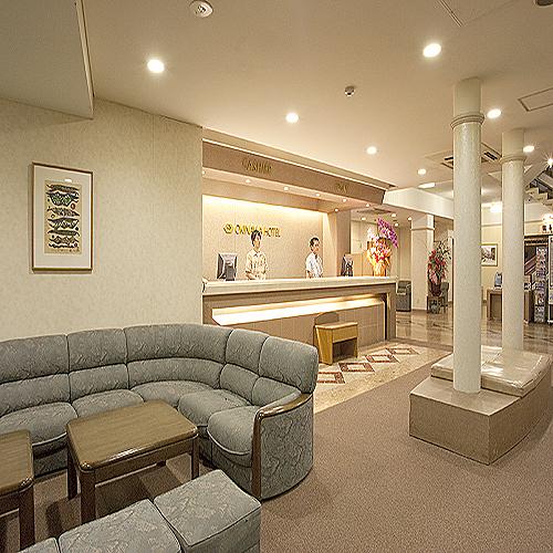 2014年で創業73周年を迎えた、沖縄で最も古い歴史をもつホテルです。