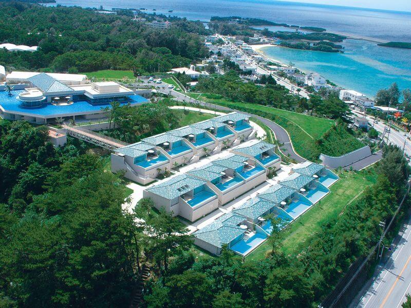 一度訪れたらファンになる。沖縄を代表するラグジュアリーホテル