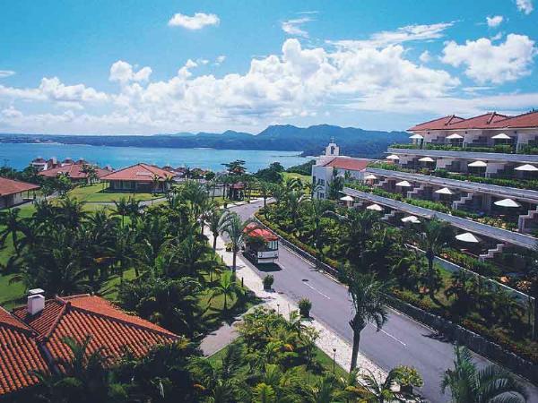 沖縄トップクラスの敷地面積。本島北部の自然と融合した広大な楽園リゾート