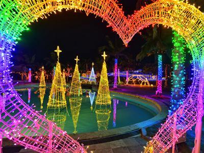 100万の星たちが彩る冬の祭典「スターダストファンタジア」