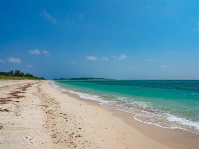 日本の渚百選「イーフビーチ」を存分に味わい尽くす