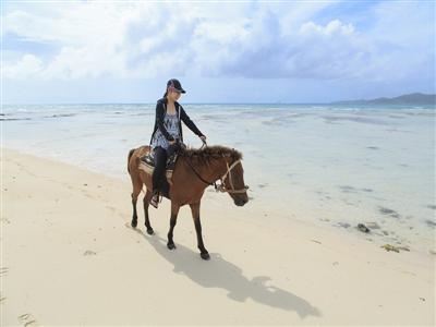 海と自然を満喫できる多彩なアクティビティ