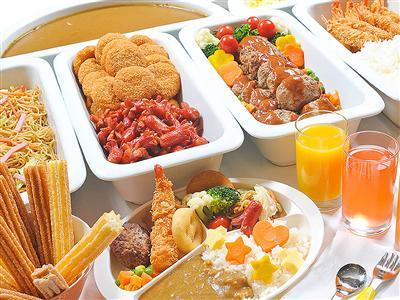 子ども用メニューが豊富で家族連れにおすすめの朝食
