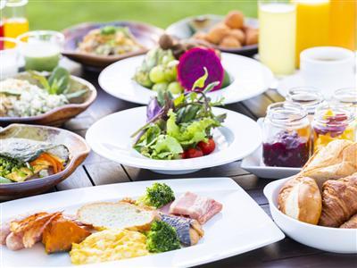 おふくろの味を堪能できる優しい朝食