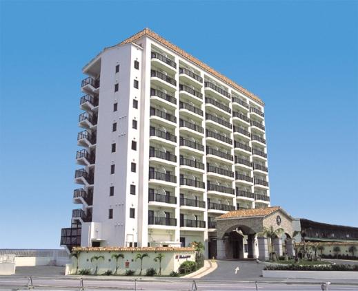 低価格でリゾート気分を満喫できる『海岸沿い』のビジネスホテル