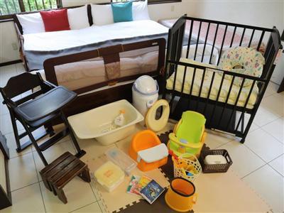 赤ちゃん連れの旅行ならFukugi Terraceへ