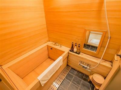 古代ひのき風呂付き!デラックス和室