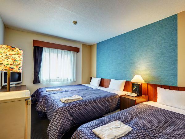 沖縄の繁華街に位置する お手頃価格で観光を楽しめるホテル
