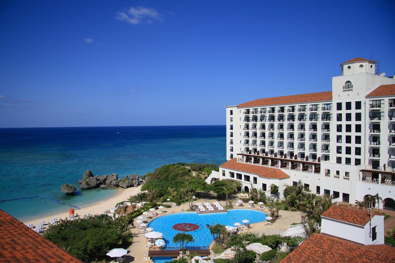 沖縄リゾートホテルランキングで常に上位。ホテル選びに迷ったらまずここ