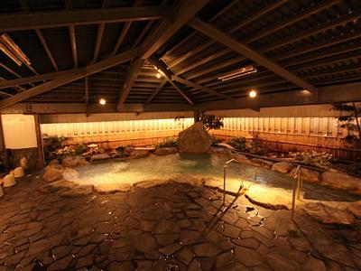 系列店の大浴場利用がおすすめ ゆがふいんBISEの宿泊者はお得な料金で